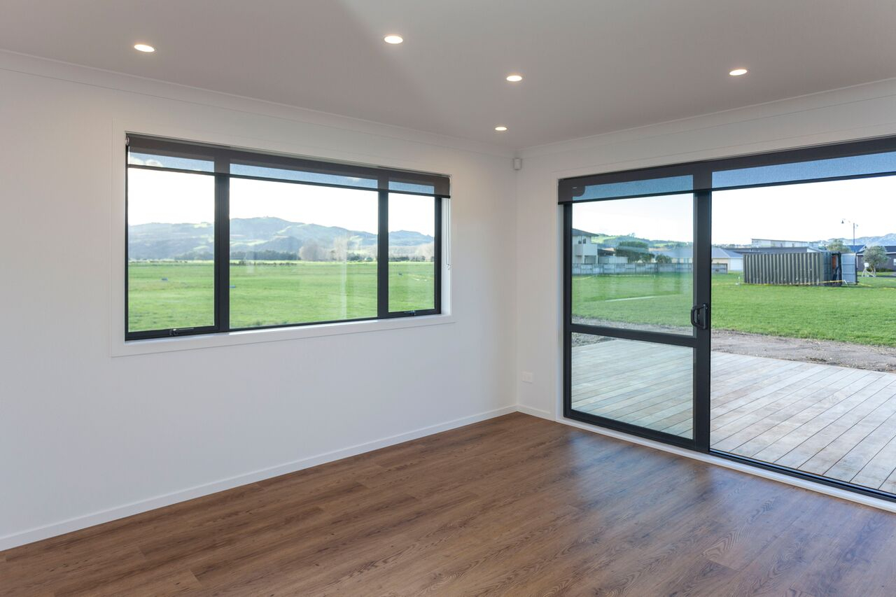 New built house Percival Construction Ltd Whitianga