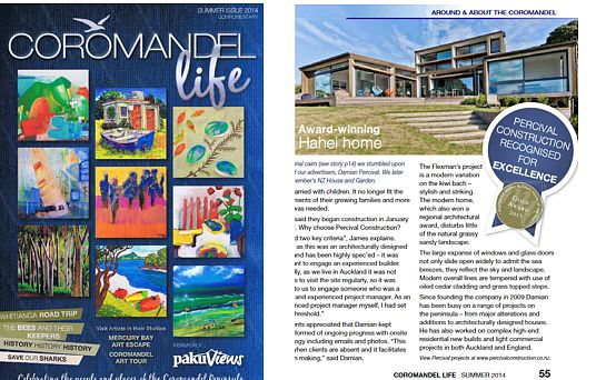 Coromandel Life Magazine